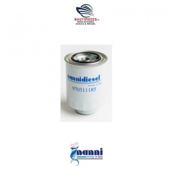 970311185 filtre à gasoil ORIGINE moteur NANNI DIESEL 970312241