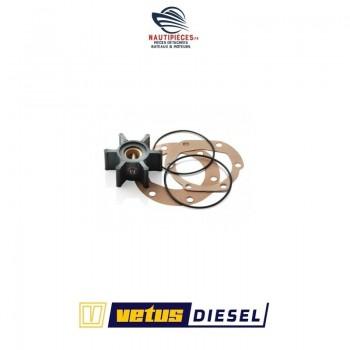 STM8076 kit turbine pompe eau mer moteurs VETUS DIESEL M2 M3 M4
