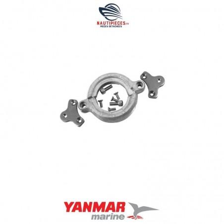 Anode aluminium sail drive ORIGINE YANMAR MARINE SD20 SD25 SD30 SD31 SD40 SD50 196450-02491 196450-02490 196450-02492