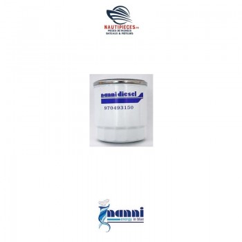 Filtre à huile ORIGINE pour moteurs NANNIDIESEL 970493150 2.40HE 2.60H 2.60HE 3.90H 3.90HE 4.110H 4.110HE 493150