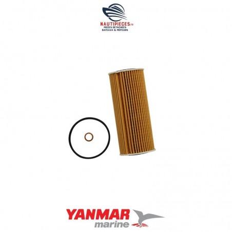 165000-69590 élément filtre à huile ORIGINE moteur YANMAR 6BY 6BY2