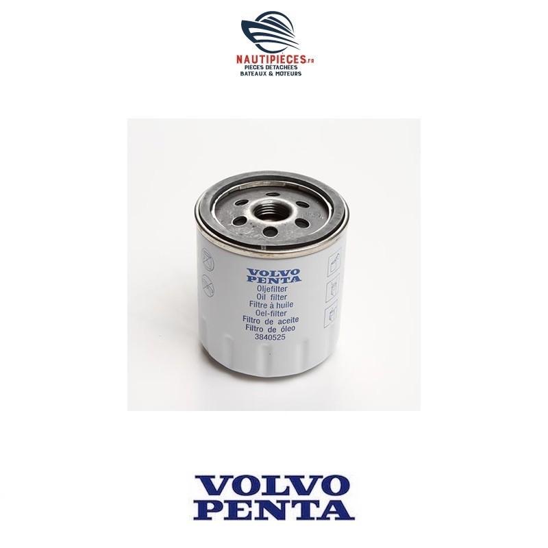 3840525 filtre à huile ORIGINE moteur diesel VOLVO PENTA D1-30 D2-40 D2-55 D2-75 MD2030 MD2040 D1 D2