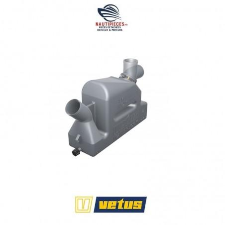 WLOCKL40R pot échappement waterlock LP40 VETUS