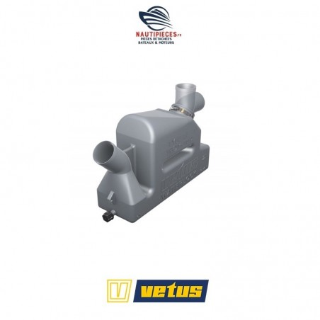 WLOCKL45R pot échappement waterlock LP45 VETUS