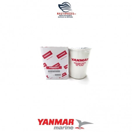 124085-35170 filtre huile ORIGINE moteur diesel YANMAR MARINE QM HM