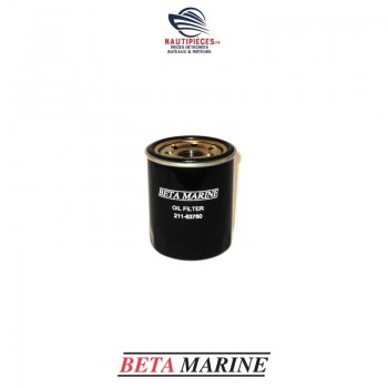 211-63760 filtre à huile moteur BETA MARINE de 10 à 25 cv BETA10 BETA14 BZ482 BETA16 BZ602 BETA20 BD722 BETA25 BD902