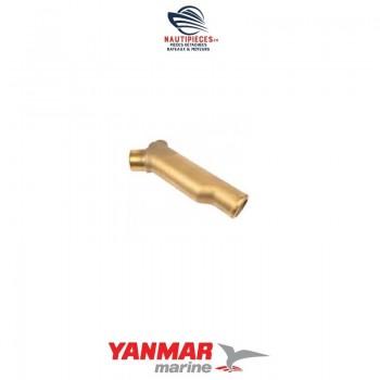 724770-13200 coude échappement moteur YANMAR MARINE 2QM 2QM20