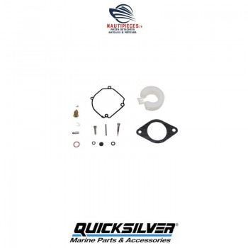 853780A1 kit réparation carburateur moteur MERCURY MARINER 25 / 30 CV 2 temps TOHATSU 346-87122-0