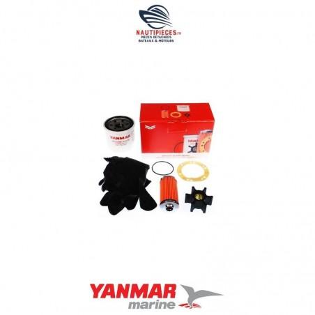 SK-MARINE-003 kit entretien vidange YANMAR MARINE 2GMF 2GM20F 3GMF 3GM30F YEU-SERVKIT-003