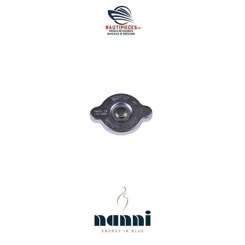 970604614 Bouchon échangeur température d'eau moteur NANNI DIESEL