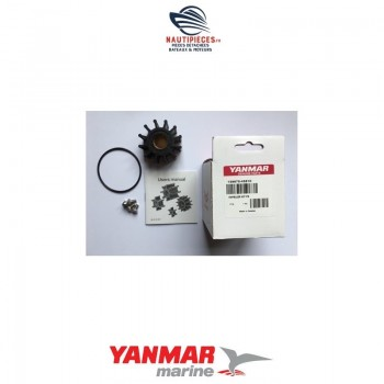 129670-42610 kit turbine pompe eau mer YANMAR MARINE 4JH3-E 4JH4-E 4JH4-AE 4JH4  4JH5-E 129670-42531 129670-42532