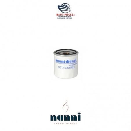 970302697 filtre à huile ORIGINE moteurs NANNI DIESEL 302697
