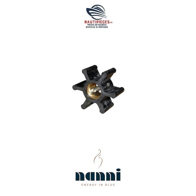 970434013 turbine de pompe à eau de mer moteur NANNI DIESEL 434013
