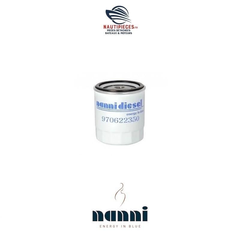 970622350 cartouche filtre gasoil ORIGINE moteur NANNI DIESEL 622350