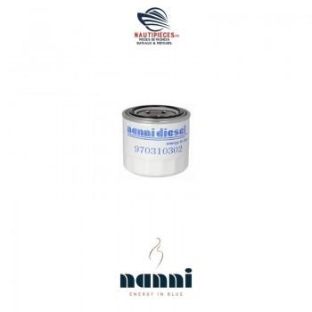 Filtre à gasoil NANNI DIESEL 970310302