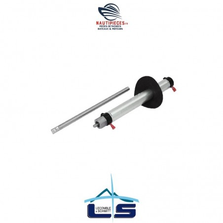 2200033 vérin de direction hydraulique LS VHM 28 ST HB hors-bord montage latéral LECOMBLE & SCHMITT