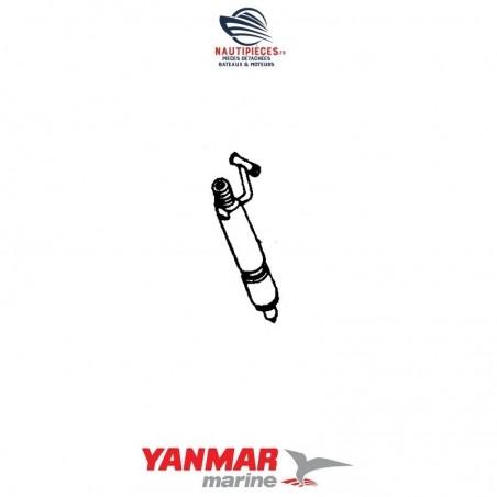 729499-53102 injecteur ORIGINE moteur diesel YANMAR MARINE 4JH YDLLA 140P255J2