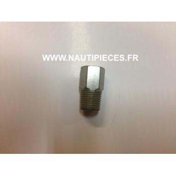 Bouchon 1/8 coude échappement 970307265