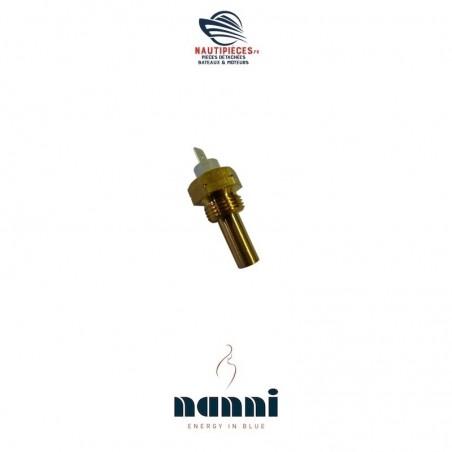 970851607 sonde capteur alarme température d'eau 97°C ORIGINE moteur NANNI 2.40HE 2.50HE 3.75HE