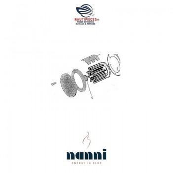 970301671 joint turbine pompe eau mer ORIGINE moteurs NANNI DIESEL 4.220HE 5.280HE N4.50