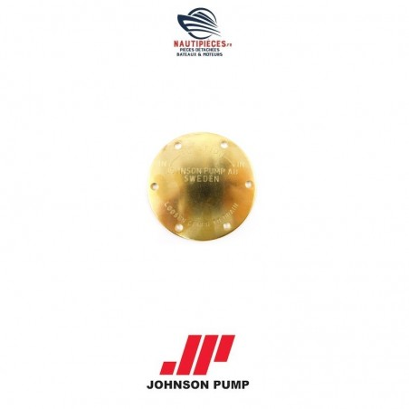 01-42441 couvercle bronze F7 86mm pompe eau mer JOHNSON PUMP F7B JABSCO 3993 11831-0000