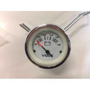 Voltmètre 8 à 18 volt