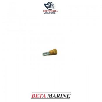 209-61840 anode échangeur température d'eau tous moteurs BETA MARINE