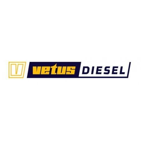 STM8002 joint couvercle pompe eau mer moteur VETUS DIESEL