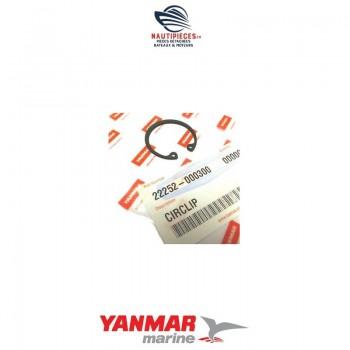 22252-000300 clips pompe eau mer YANMAR MARINE