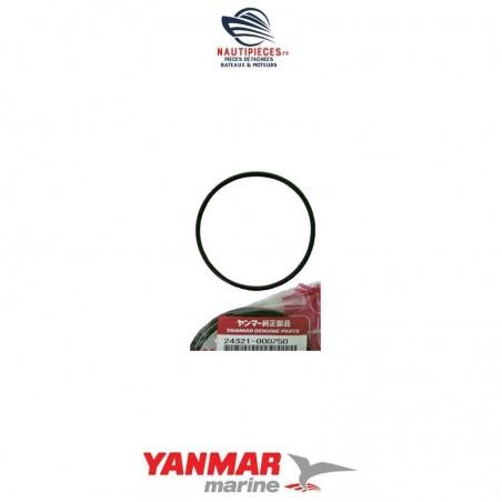 24321-000750 joint torique 1AG75.0 échangeur eau huile moteur YANMAR MARINE 4JH et sail drive