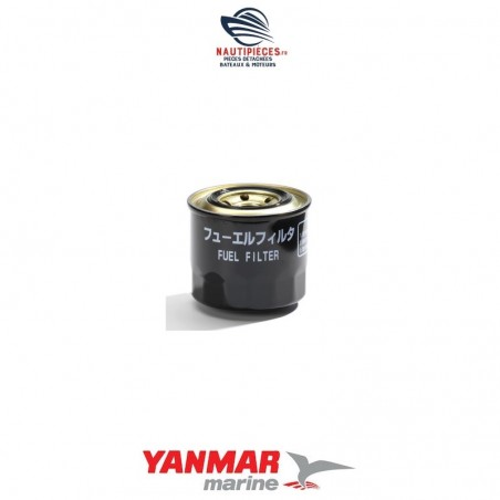 119802-55801 cartouche filtre carburant moteur diesel YANMAR MARINE 119802-55800