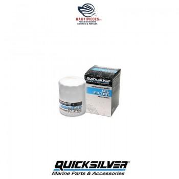 877767Q01 filtre à huile ORIGINE QUICKSILVER MERCURY MARINER VERADO L4 135 / 150 / 175 / 200 cv 4 cylindres 877767K01