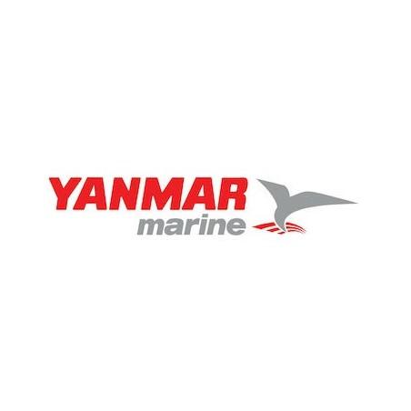 129270-44910 échangeur température eau collecteur échappement complet moteur diesel YANMAR MARINE 3JH4E 3JH5E 3JH5AE