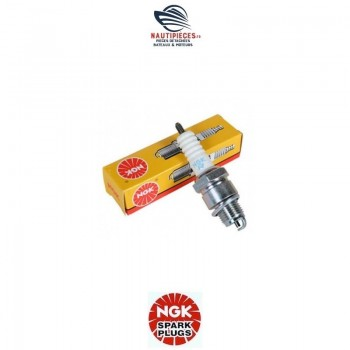 Bougie d'allumage NGK DCPR6E stock n° 4838