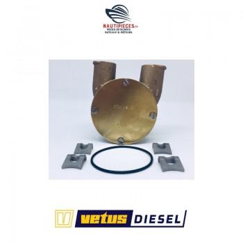 STM9893 pompe eau mer type 40 ORIGINE moteur VETUS DIESEL M4.55 M4.56
