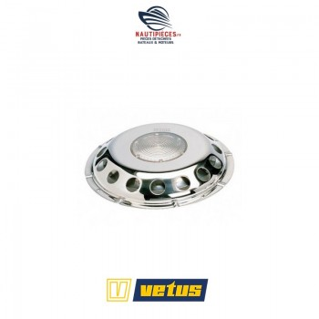 UFOTR aérateur de pont transparent inox D200MM VETUS UFOTRANS