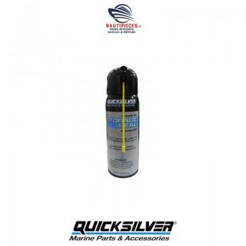 8M0121972 huile stockage hivernage QUICKSILVER storage seal fogging oil 858081Q03
