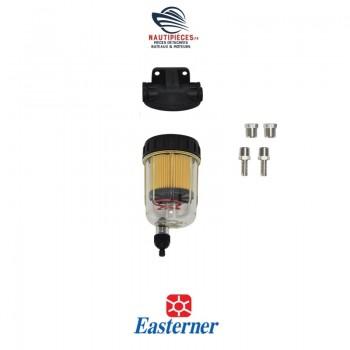 C14371-1 préfiltre décanteur séparateur eau essence EASTERNER 10 microns C14371 C14372