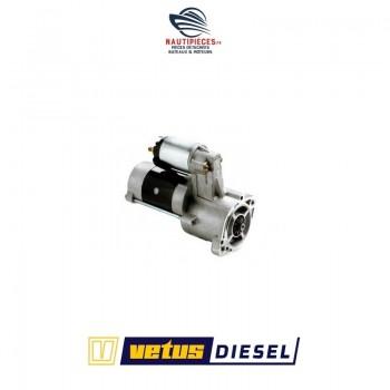 STM1241 démarreur ORIGINE moteur VETUS DIESEL M2 M3 base MITSUBISHI M2.02 M2.04 M2.C5 M2.D5 M2.06 M2.13 M2.18 M3.09 M3.28 M3.29