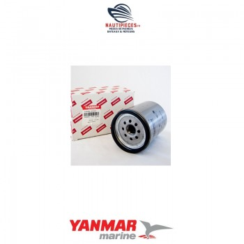 120650-55020 filtre carburant préfiltre gasoil YANMAR MARINE BY et BY2 4 et 6 cylindres  4BY 6BY 4BY2 6BY2