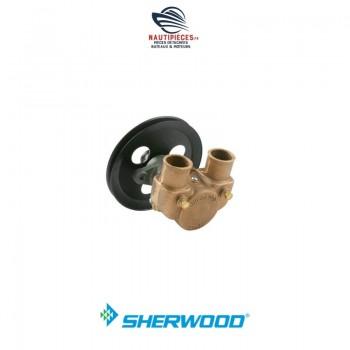 G155 pompe eau mer SHERWOOD moteur MERCRUISER MERCURY DIESEL V8 7.3L NAVISTAR 444 806152 806152T