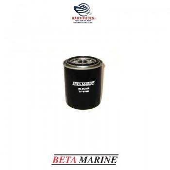 211-60390 filtre à huile moteur BETA MARINE de 28 à 38 cv BETA28 BD1005 BETA30 BD1005 BETA35 BV1505 BETA38 BV1505