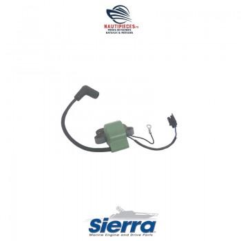 18-5196 bobine d'allumage adaptable SIERRA moteurs hors-bord 9.9CV 15CV 40CV JOHNSON EVINRUDE 0502880 0581407