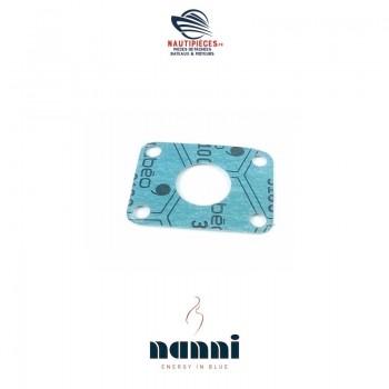 970307015 Joint coude d'échappement moteurs NANNI DIESEL 307015 2.45 2.50HE 2.60HE 3.75HE N2.10 N2.14 N3.21