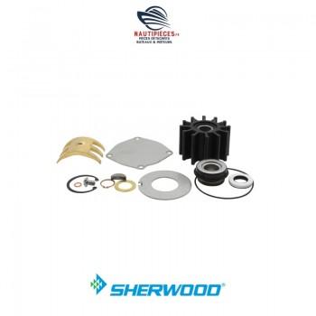 25009 kit réparation turbine étanchéité pompe eau mer SHERWOOD P1016 P1016-01 MERCURY 879312032 NANNI DIESEL major repair kit