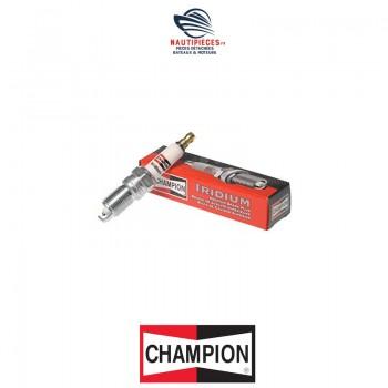 QC10WEP bougie allumage CHAMPION 9005 moteurs hors-bord JOHNSON & EVINRUDE ETEC 40 à 250 cv BRP 5007419 5007120
