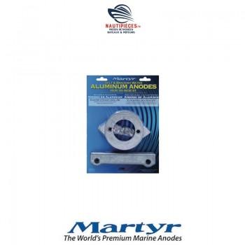 CM280KITA kit anodes aluminium MARTYR embase z drive VOLVO PENTA 280