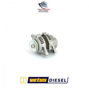 STM1243 alternateur 12V 40A ORIGINE moteur VETUS DIESEL M2