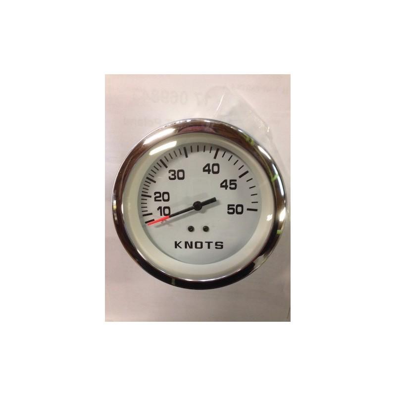 Speedomètre 0 - 50 noeuds
