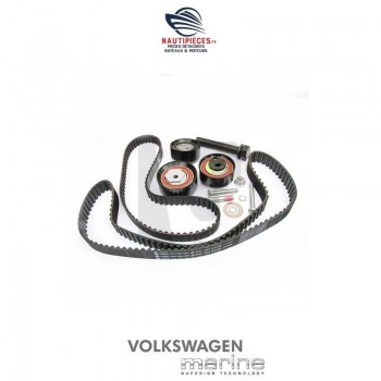 8M0067061 kit courroie de distribution complet moteur diesel VOLKSWAGEN MARINE TDI ET SDI 5 cylindres 065198119